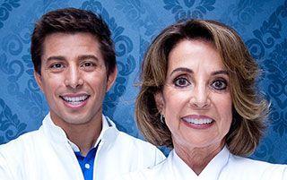 Dra. Maria Alice Dell'Agnolo Nacle e Dr. José Otavio Nacle